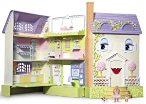 Caring Corners - Mrs. Goodbee Interactive Dollhouse