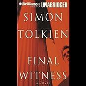 Final Witness | [Simon Tolkien]