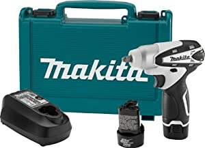 Makita WT01W 12V max Lithium-Ion Cordless 3/8 Inch Impact Wrench Kit by Makita