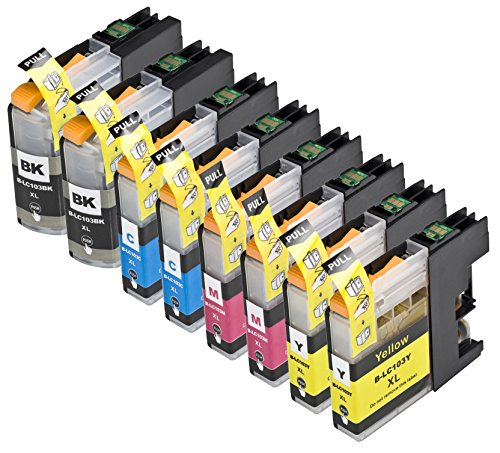 how to change ink in brother printer mfc-j450dw