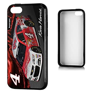 NASCAR Kevin Harvick 4 Budweiser iPhone 5C Bumper Case by Keyscaper