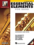 img - for Essential Elements 2000: Comprehensive Band Method: B Flat Trumpet Book 1 book / textbook / text book