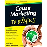 Cause Marketing For Dummies (For Dummies (Business and Personal Finance))