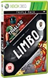 Xbox Live Hits Collection with Trials HD, Limbo and Splosion Man (Xbox 360) (Spanish Import)