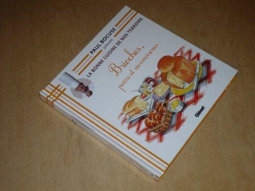 Brioches, pains et viennoiseries