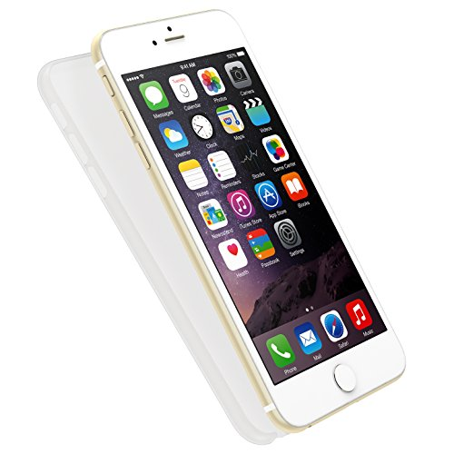 POWER SUPPORT エアージャケットセット for iPhone6 Plus(5.5inch)(クリアマット) PYK-90 [フラストレーションフリーパッケージ(FFP)]