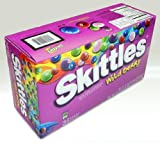 Skittles Candy Packs - Wild Berry: 36-Piece Box