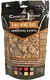 Cook in Wood Smoking Chips Räucherholz Grill Flavor - Fino Wine