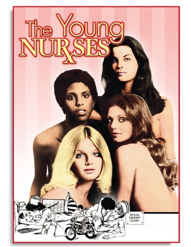 Cover art for  The Young Nurses