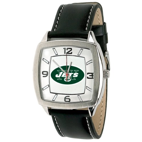 NFL Men's NFL-RET-NYJ Retro Series New York Jets Watch at Amazon.com