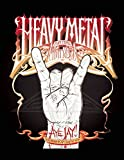 Heavy Metal Fun Time Activity Book