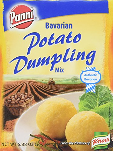 Panni, Bavarian Potato Dumpling Mix, 6.88oz Box (Pack of 3) (Potato Dumpling Mix compare prices)