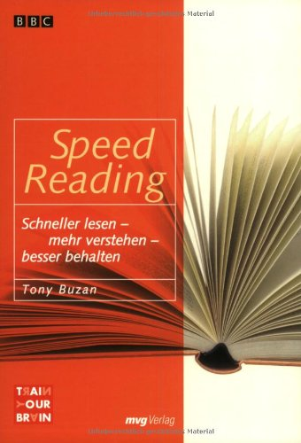 Buzan Tony, Speed-Reading