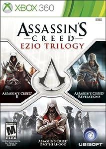 Assassin's Creed Ezio Trilogy Edition