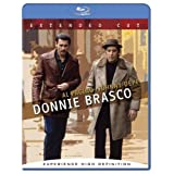 Donnie Brasco (Extended Cut) [Blu-ray] ~ Al Pacino