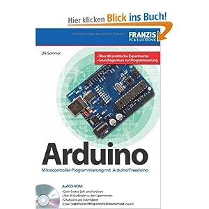 eBook Cover für  Praxisbuch Arduino Mikrocontroller Programmierung mit Arduino und Freeduino