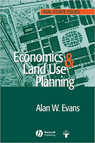 Economics and Land Use Planning written by Alan Evans