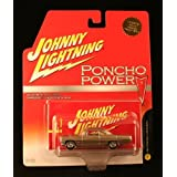1961 PONTIAC CATALINA #1 Johnny Lightning 2006 PONCHO POWER COLLECTION 1:64 Scale Die Cast Vehicle