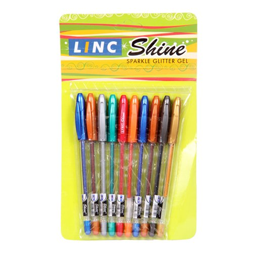linc pen Linc pen & plastics ltd is a stationary manufacturing companyit manufactures  and distributes ball pens, gel pens, pencils and other stationary products.