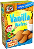 Keebler Vanilla Wafers, 12-Ounce Boxes (Pack of 6)