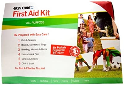Easy Care All Purpose First Aid Kit, by Easy Care