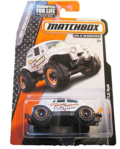 Matchbox - MBX 2014 Collection - Volkswagen Beetle 4x4 - 1