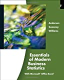 img - for Essentials of Modern Business Statistics (with Online Material Printed Access Card) (Available Titles Aplia) book / textbook / text book