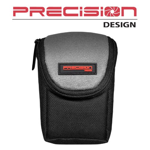 Precision Design Compact Digital Padded Carrying Case for Fuji Finepix J30, J38, J250, JV100, JX250, JZ300, JZ500, XP10, Z20fd, Z30, Z33WP, Z35, Z37, Z100fd, Z200fd, Z70, F50fd, F60fd, F70EXR, F80EXR, F200EXR Digital Cameras