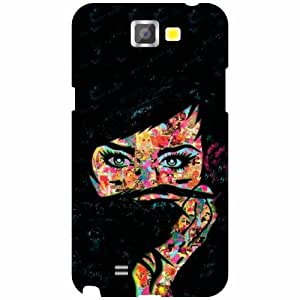 Printland Phone Cover For Samsung Galaxy Note 2 N7100