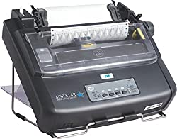 Tvs MSP 250 Monochrome Dot Matrix Printer