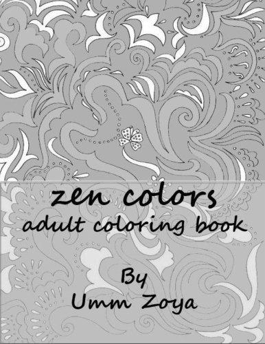 zencolors: Adult Coloring Book