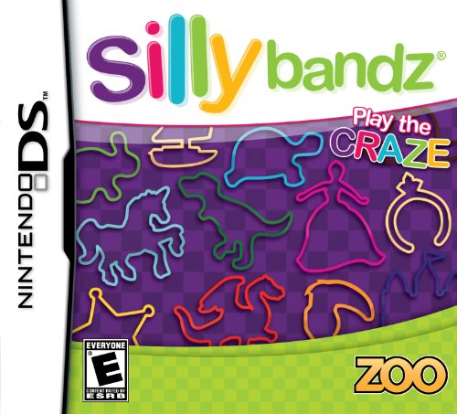 Silly Bandz - Nintendo DS - 1