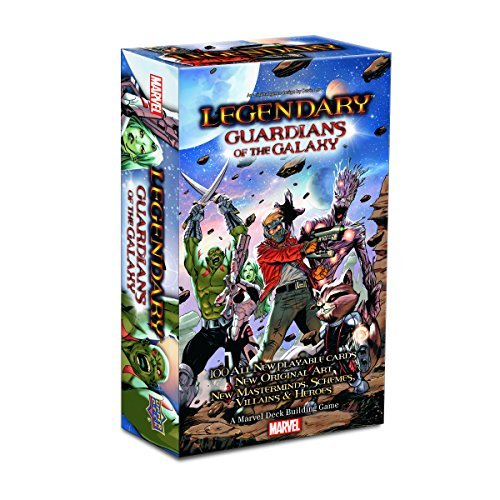 Marvel Legendary Guardians of The Galaxy Board Game by Upper Deck [並行輸入品]