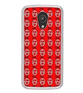 ifasho Designer Phone Back Case Cover Motorola Moto G2 :: Motorola Moto G (2nd Gen) ( Pug Dog Face Cute Dog Face )