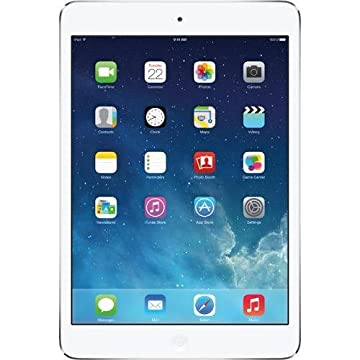Apple iPad Mini 2 with Retina Display, Wi-Fi, 32GB, Silver (ME280LL/A)