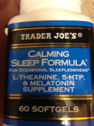 Trader Joes Calming Sleep Formula Myideasbedroom Com