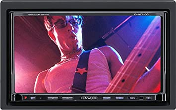 Sale Kenwood DNX7120 Navigation receiver Inexpensive! - hrnexwxy