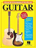 img - for Teach Yourself to Play Guitar: A Quick and Easy Introduction for Beginners book / textbook / text book