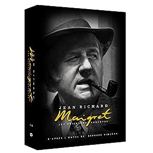 Maigret - Coffret N°1 - 12 Épisodes avec Jean Richard