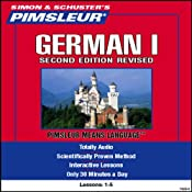 German I, Second Revised Edition: Lessons 1 to 5: Learn to Speak and Understand German | [Pimsleur]