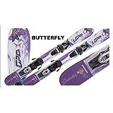Snowblades Butterfly 99cm+Tyrolia Sicherheitsbindung