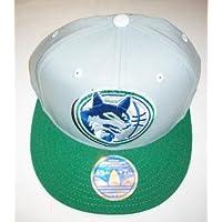 Minnesota Timberwolves Flat Bill Fitted Adidas Hat - S/M - M235Z