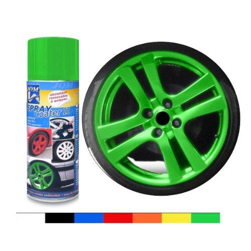 akhan-sf127-Jante-dcran-vert-peinture-film-tous-types-de-jantes
