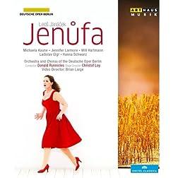 Janácek: Jenufa - Live Recording from the Deutsche Oper Berlin, 2014 [Blu-ray]