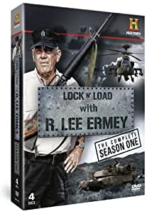 Lock N' Load with R. Lee Ermey [DVD]