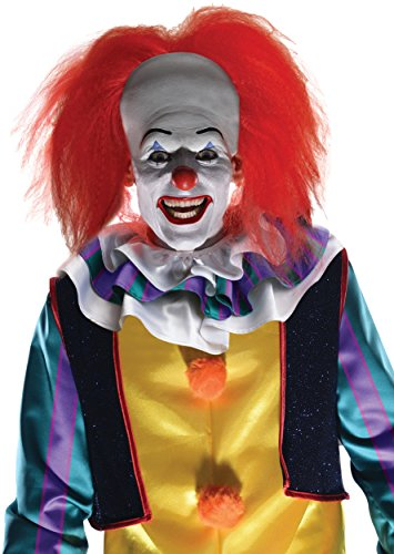 Clown Pennywise Costume Wig
