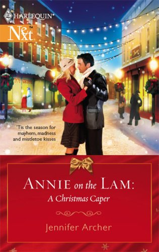 Image of Annie On The Lam: A Christmas Caper