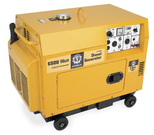 Permalink to Steele 1200 Watt Portable Generator