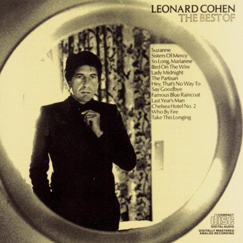 The Best of Leonard Cohen artwork