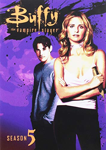 DVD : Buffy Vampire Slayer: Season 5 (5 Discos)